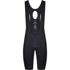 Etxeondo Orhi Bib Shorts Heren, zwart/grijs